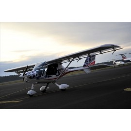 Rental of ultralight airplane